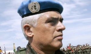 General Bacellar, Brazil and Haiti, Minustah commander