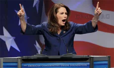 Michele Bachmann at CPAC 2011