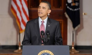 President Barack Obama on Egypt, after Mubarak steps down