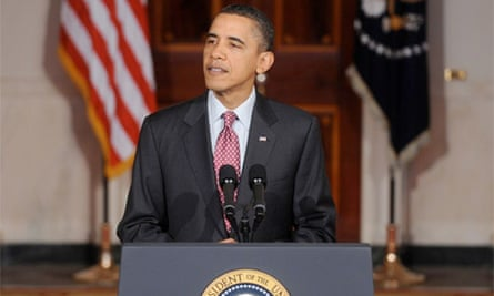 President Barack Obama on Egypt, after Mubarak steps down
