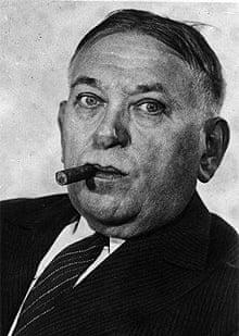 HL Mencken, 1949