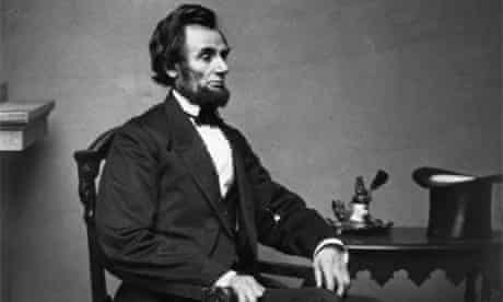 Abraham Lincoln 1861 American civil war