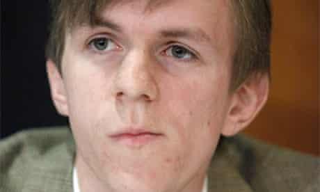 Conservative political activist James O'Keefe