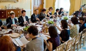 White House Obama seder Passover