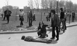 Kent State, Ohio 4 May 1970