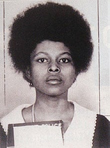 Former Black Panther party member and Black Liberation Army activist    Fredrika Newton