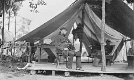 Union Army General Benjamin F Butler, American civil war