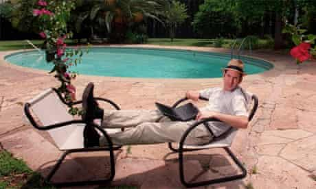 Matt Drudge, of the Drudge Report, 1998
