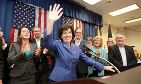 Kathy Hochul, congresswoman for New York state 26th district