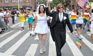 Gay Pride New York 2011