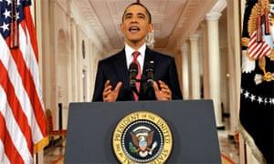 President Barack Obama during address to nation on 25 July 2011 regarding the debt ceiling negotiations