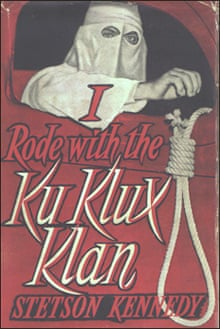 Cover image of Stetson Kennedy's I Rode With the Ku Klux Klan