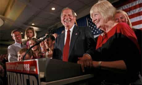 Bob Turner Republican winner in New York's 9th district election