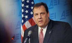 New Jersey Governor Chris Christie, 2011