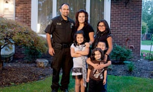 The Jaafar family, one of the participating families in the Learning Channel's 'All-American Muslim' reality TV show