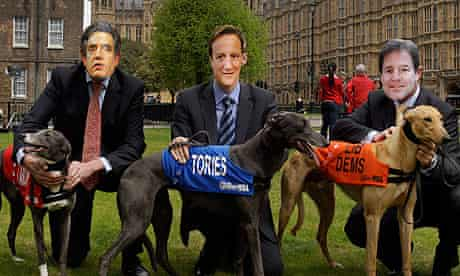 election greyhounds