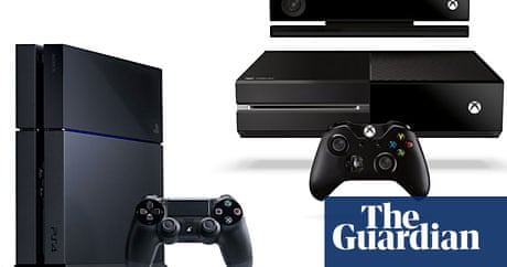 Xbox one v ps4 the complete comparison games the guardian ccuart Choice Image
