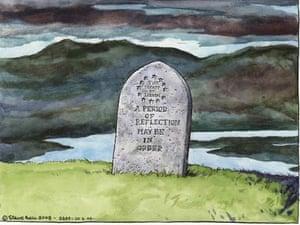 20.06.08: Steve Bell on the fate of the EU's Lisbon treaty