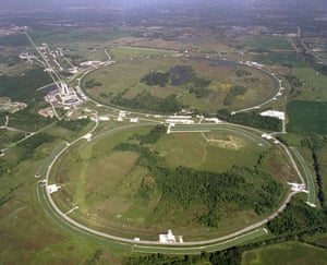Tevatron from the air