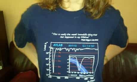 ATLAS Higgs T-Shirt