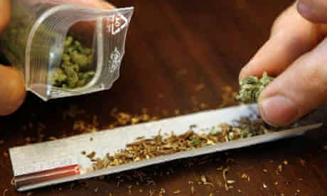 A man skins up a cannabis joint in Wuerzburg, Germany. UPPA/Photoshot dope B284_099874_0037 B284_099874 099874 B284 30.11.2006 B284 dciptcgen_22376_177