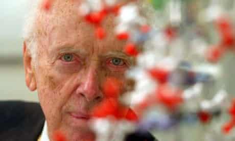 DNA pioneer James Watson