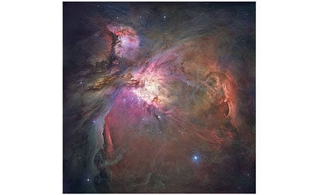 Starwatch: Orion at his evening best | Science | The Guardian
