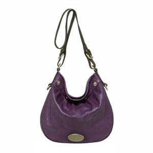 Bags to blow the budget: Mulberry Mitzy messenger bag