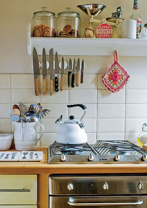 Milly Goodwin: A whistling kettle livens up the Smeg oven