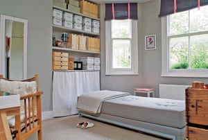 Milly Goodwin: An Ilva daybed in the office