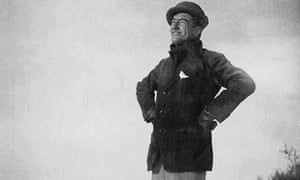 Tom Burns in 1941