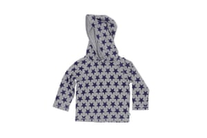 Christmas gift guide: Christmas gift guide: Hooded top from Green Baby