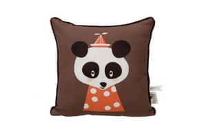 Christmas gift guide: Christmas gift guide: Panda cushion
