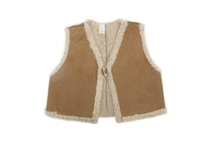 Christmas gift guide: Christmas gift guide: Gilet for babies