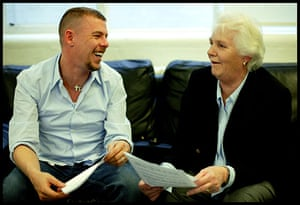 Alexander McQueen: Alexander and Joyce McQueen