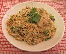 Ken Hom's Singapore noodles