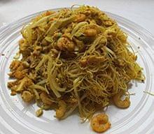 Taste Hong Kong's Singapore noodles