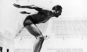Waterboy … Duke Kahanamoku competing at the 1920 Olympic Games, where he won gold in the 100m freest