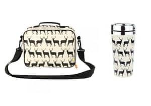Mothers' Day: Anorak picnic bag and mug