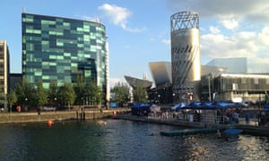 Quay skills open water swimming in salford life and - The quays swimming pool timetable ...