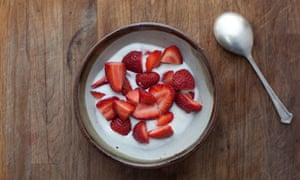 Homemade yoghurt by Claire Thomson.