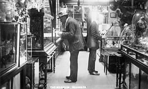 Potters Museum : Vintage photo of Potters's Museum at Bramber
