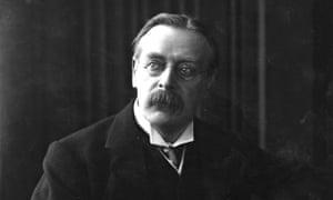 Edmund W Gosse