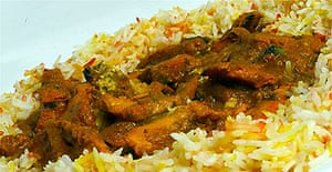 Curry / Indian food