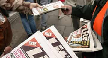 Newspaper / free paper / Lite