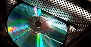 CD / Tesco / software / computer program