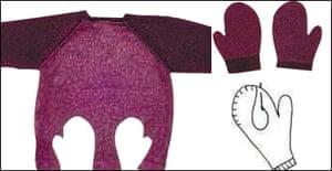 Craft guide: mittens