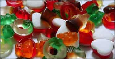Haribo Starmix sweets