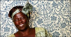 Wanjira Maathai, feminist environmentalist from Kenya