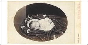 Poste Mortem Carte De Visite 1880s